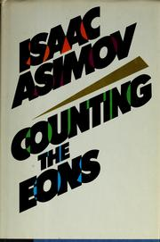 Cover of: Counting the eons by Isaac Asimov