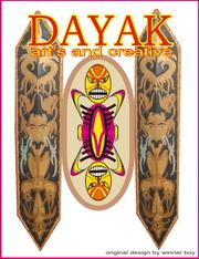 Cover of: Kamus bahasa Dayak Ngaju-Indonesia by Dunis Iper