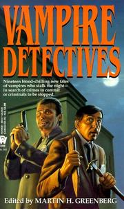 Vampire Detectives PDF