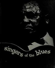 Singers of the blues PDF