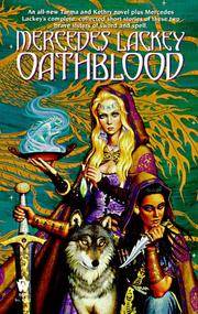 Cover of: Oathblood (Vows and Honor, Book 3) by Mercedes Lackey