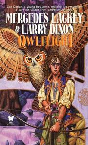 Cover of: Owlflight (Valdemar: Darian's Tale, Book 1) by Mercedes Lackey