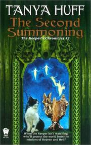 Cover of: The second summoning by Tanya Huff