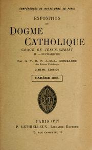 Exposition du dogme catholique : carême 1873-1890