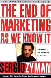 The End of Marketing as We Know It PDF