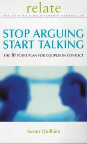 Relate Stop Arguing, Start Talking PDF