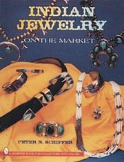 Indian jewelry on the market by Peter N. Schiffer