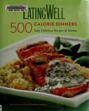 Eatingwell 500 calorie dinners by Jessie Price