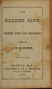 The golden gift PDF