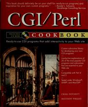 The CGI/Perl cookbook by Craig Patchett