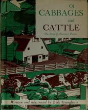 Of cabbages and cattle: the story of America's farms PDF