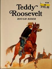 Cover of: Teddy Roosevelt, Rough Rider by Louis Sabin