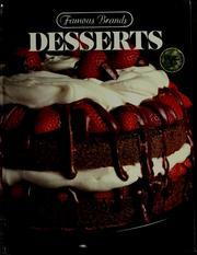 Famous Brands desserts PDF