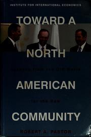 Toward a North American community PDF