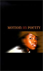 Motion in poetry PDF