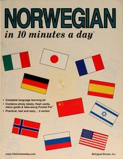 Norwegian in 10 minutes a day PDF