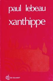 Xanthippe by Paul Lebeau