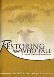 Restoring Those Who Fall PDF