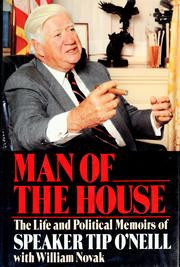 Man of the House by Tip O'Neill