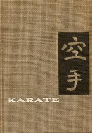 Cover of: Karate by Hidetaka Nishiyama