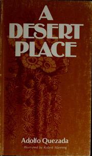 A desert place PDF