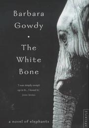 The white bone by Barbara Gowdy