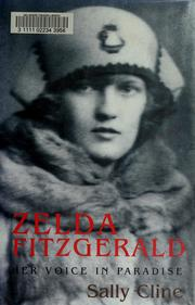 Zelda Fitzgerald by Sally Cline