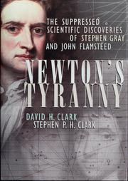 Newton's tyranny by David H. Clark