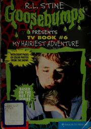 Cover of: My hairiest adventure by Diane Umansky