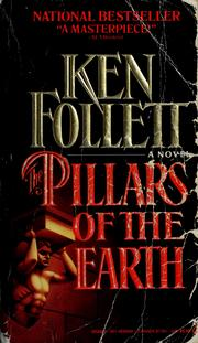 Cover of: Pillars of the earth by Ken Follett