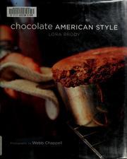 Chocolate American style PDF
