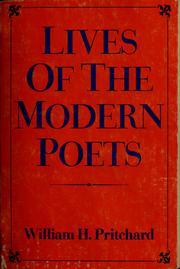 Lives of the modern poets PDF