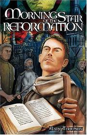 Morning star of the Reformation PDF