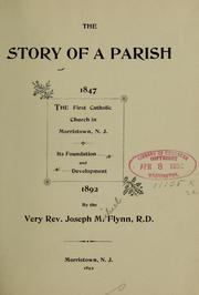 The story of a parish. 1847-1892 PDF