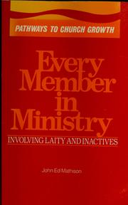 Every member in ministry PDF