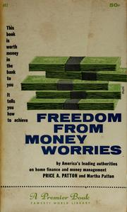 Freedom from money worries PDF