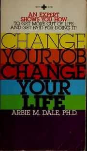Change your job, change your life PDF