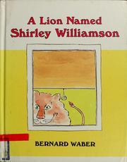 A lion named Shirley Williamson PDF
