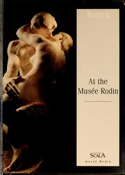 Cover of: Rodin by Auguste Rodin