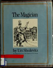 The magician by Uri Shulevitz