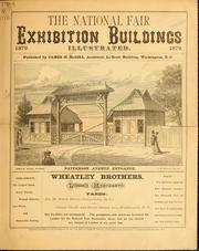 The national fair exhibition buildings illustrated. 1879 PDF