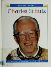 Charles Schulz by Cynthia Fitterer Klingel