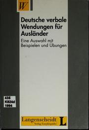 Deutsche verbale Wendungen f PDF