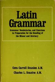 Latin grammar PDF