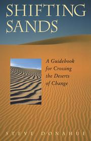 Cover of: Shifting Sands by Steve Donahue