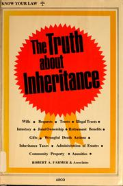 The truth about inheritance PDF