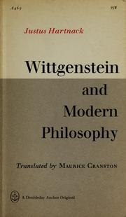 Wittgenstein og den moderne filosofi PDF