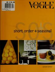 Short order + seasonal autumn/winter PDF