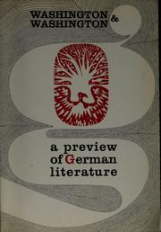A preview of German literature PDF