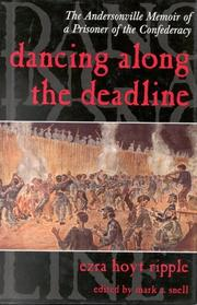 Dancing along the deadline by Ezra Hoyt Ripple